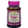 Only Natural Noni 100% Standard - 620 mg - 50 Caps HGR 0525998