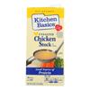 Kitchen Basics Chicken Stock - Case of 12 - 32 Fl oz.. HGR 0526608