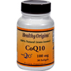 Minerals Coenzyme Q10: Healthy Origins - Coq10 100 mg - 30 Softgels