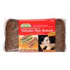 Mestemacher Bread Bread - Rye - Whole - 17.6 oz.. - case of 12 HGR0537167
