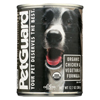 New Health & Wellness: PetGuard - Dog Foods - Organic Chicken and Vegetable - Case of 12 - 12.7 oz.