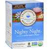 Traditional Medicinals Organic Nighty Night Herbal Tea - 16 Tea Bags - Case of 6 HGR 546200