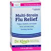 King Bio Homeopathic Multi-Strain Influenza - 2 fl oz HGR 0549758