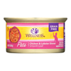 Wellness Pet Products Cat Food - Chicken and Lobster - Case of 24 - 3 oz.. HGR 0552133