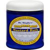 Shampoo Body Wash Bath Salts: Dr. Singha's Formulations - Mustard Bath - 16 oz