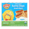 Earth's Best Sunny Days Apple Snack Bars - Case of 6 - 5.3 oz. HGR 0557215