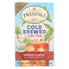 Twinings Tea Cold Brewed Iced Tea - English Classic - Case of 6 - 20 Bags HGR 0558478