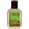 Desert Essence Eco-Harvest Tea Tree Oil - 1 fl oz HGR 0560664