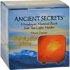 Ancient Secrets Himalayan Salt Tea Light Heart - Pack HGR 0561340