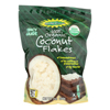 Organics Coconut Flakes - Case of 12 - 7 oz..