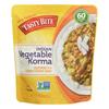 Tasty Bite Entree - Indian Cuisine - Vegetable Korma - 10 oz.. - case of 6 HGR 0567552