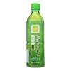 Original Awaken Aloe Vera Juice Drink - Wheatgrass - Case of 12 - 16.9 fl oz..