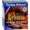 Yerba Prima Mens Rebuild Internal Cleansing - 1 Kit HGR 0568485