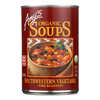 Organic Fire Roasted Southwestern Vegetable Soup - Case of 12 - 14.3 oz.