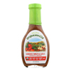 Sun Dried Organic Vinaigrette - Tomato and Garlic - Case of 6 - 8 Fl oz..