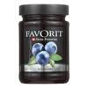 Preserves - Swiss - Blueberry - 12.3 oz.. - case of 6