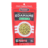 Seapoint Farms Dry Roasted Edamame - Sea Salt - Case of 12 - 4 oz.. HGR0571612