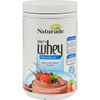 Nutritionals Supplements Modular Components: Naturade - Whey Protein Booster Chocolate - 14 oz