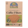 If You Care Coffee Filters - #2 Cone - Case of 12 - 100 Count HGR 0574350