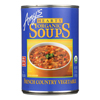 Amy's Organic Soup - Vegetarian Hearty French Country - Case of 12 - 14.4 oz. HGR 0574889