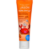Oral Care Childrens: Jason Natural Products - Kids Only Toothpaste Orange - 4.2 oz