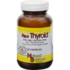 Natural Sources Raw Thyroid - 60 Tablets HGR 0579607