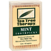 hgr: Tea Tree Therapy - Toothpicks - 100 Toothpicks - Case of 12