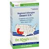 King Bio Homeopathic Regional Allergy - Desert - 2 oz HGR 0580134