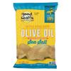 Kettle Chips - Sea Salt - Case of 12 - 5 oz.