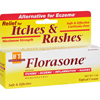 Boericke and Tafel Florasone Itches and Rashes Cream - 1 oz HGR 0583823