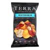 Terra Chips Exotic Vegetable Chips - Mediterranean - Case of 12 - 5 oz.. HGR 0584862
