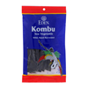 Eden Foods Kombu - Sea Vegetable - Wild Hand Harvested - 2.1 oz.. - Case of 6 HGR0590109