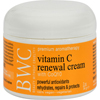 Creams Ointments Lotions Lotions: Beauty Without Cruelty - Renewal Cream Vitamin C with CoQ10 - 2 oz