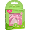 Oral Care Childrens: Green Sprouts - Cool Soothing Teether Ring - Pink Strawberry