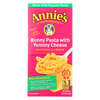 Annie's Homegrown Homegrown Macaroni and Cheese - Organic - Bunny Pasta with Yummy Cheese - 6 oz - case of 12 HGR 0598243