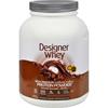 Designer Whey Protein Powder Chocolate - 4 lbs HGR 0599449
