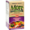 hgr: American Health - More Than A Multiple Whole Food Concentrates For Women - 90 Tablets