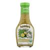 Annie's Homegrown Organic Dressing Green Garlic - Case of 6 - 8 fl oz.. HGR 0602649