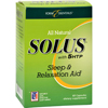 Solus With 5HTP and Melatonin - 60 Capsules HGR 0602664