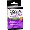 Crystal Body Deodorant Towelettes - 6 Towelettes HGR 0603050