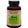 California Natural Wild Oregana Oil - 400 mg - 90 Capsules HGR 0607572