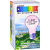 Chromalux Standard Clear 3 Way Light Bulb - 1 Bulb HGR 608356