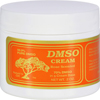 first aid medicine and pain relief: DMSO - Cream Rose Scented - 2 oz