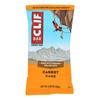 Clif Bar Organic Energy Bar - Carrot Cake - Case of 12 - 2.4 oz.. Bars HGR 0613943