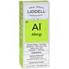 Liddell Homeopathic Oral Allergy Spray - 1 fl oz HGR 0614263