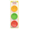 Sproutease Prouter Jar Tops - 3 Pieces - 1 Set HGR 0617209