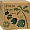 Aloha Bay Tea Light - Green - 12/.7 oz HGR 0625640