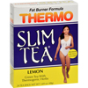 Ring Panel Link Filters Economy: Hobe Labs - Thermo Slim Tea Lemon - 24 Tea Bags