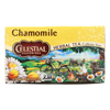 Celestial Seasonings Herbal Tea - Chamomile - Caffeine Free - Case of 6 - 20 Bags HGR 0629352