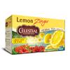 Celestial Seasonings Herbal Tea Caffeine Free Lemon Zinger - 20 Tea Bags - Case of 6 HGR 630558